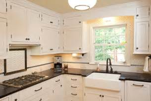 Houzz Living Rooms Traditional by St Paul Charming Update To 1940 S Kitchen Traditional