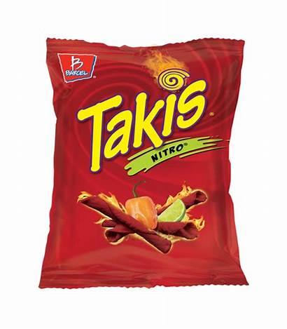 Takis Nitro Chips 4oz Before Tortilla 113g