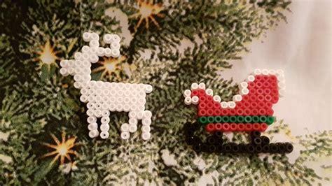 buegelperlen vorlagen fuer weihnachten mamaz