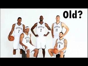 Are the Brooklyn Nets NBA Title Contenders or Just Too Old ...