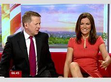 Good Morning Britain bosses put Susanna Reid behind a desk