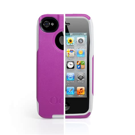 iphone 4s otterbox cases otterbox commuter series pink white for iphone 3295