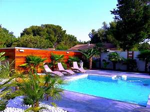 amenagement piscine marseille aix en provence With delightful amenagement terrasse et jardin 13 terrasse piscine galets