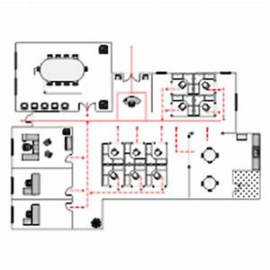 fire evacuation plan template for office - emergency plan software make free escape plans fire