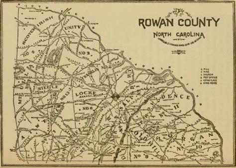 salisbury n c offender map a history of rowan county nc by rev jeffrey rumple