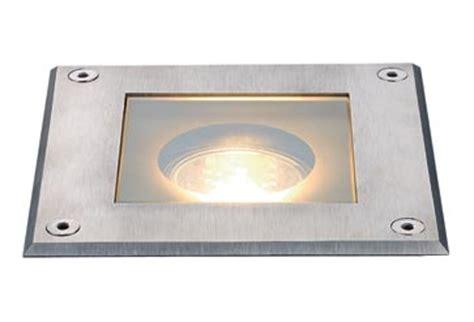 229374 dasar square gu10 outdoor recessed lights