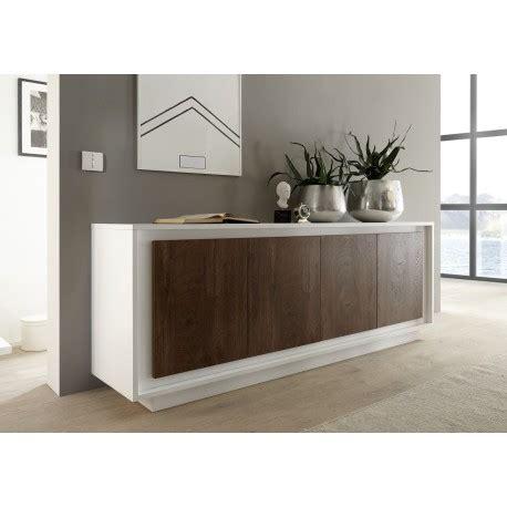 Sideboard Eiche Modern by Iii Modern Sideboard In White And Oak Cognac