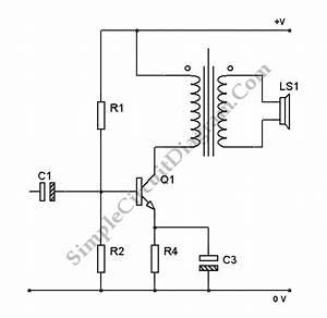 class b power amplifier readingratnet With ticking bomb sound circuit diagram youtube