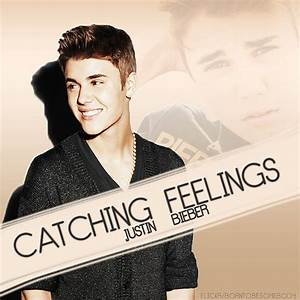 Justin Bieber Catching Feelings CD Cover Flickr Photo