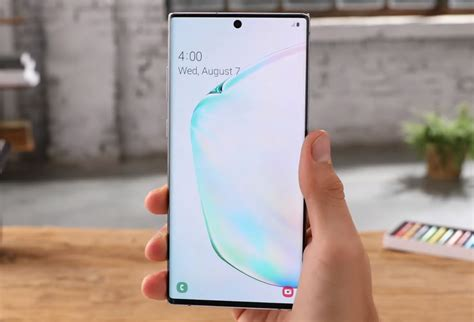 samsung galaxy note  screen earns highest  rating