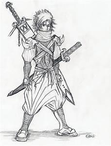 The Ninja by unityx3 on DeviantArt