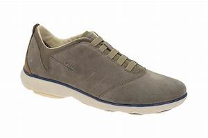 Geox Nebula B Slipper in grau Herrenschuhe