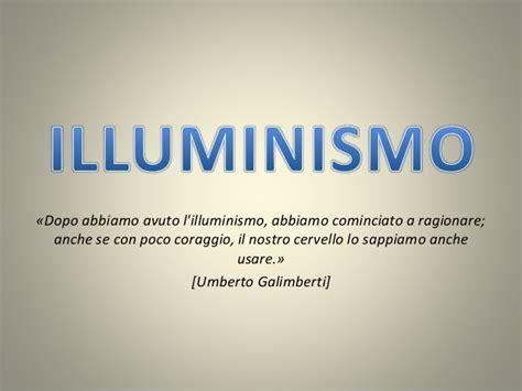 L Illuminismo In Letteratura by L Illuminismo Nella Letteratura Italiana