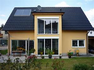 Solaranlage Für Einfamilienhaus : bungalow 121 schuckhardt massiv haus ~ Sanjose-hotels-ca.com Haus und Dekorationen