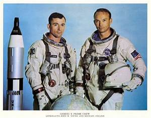 July 18-21, 1966 – Gemini X EVA by Collins and Young