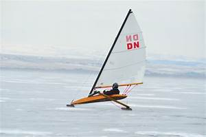Fear And Ice Boating On Canyon Ferry