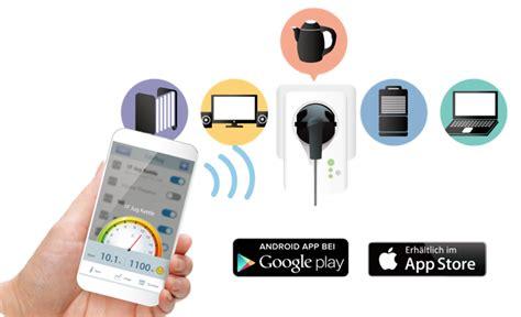 edimax sp  smart plug mit strommesser bei