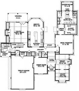 2 bed 2 bath floor plans 654271 2 bedroom 2 5 bath house plan house plans