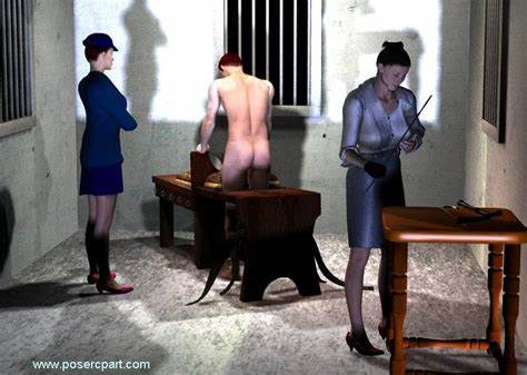 Female Inmate Filled By Chief Guard Female Coach Guards Brother Prisoners Topless Gallery