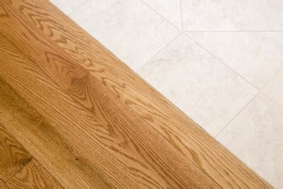 How to Install Tile to Match Wood Floor   Home Guides   SF