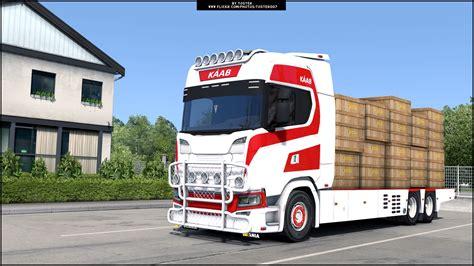 scania  kaab transport ets  toster custom sellfycom