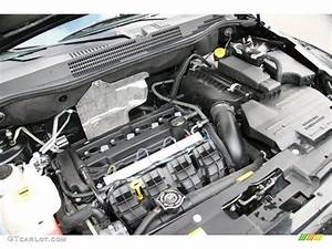 2010 Dodge Caliber Sxt 2 0 Liter Dohc 16