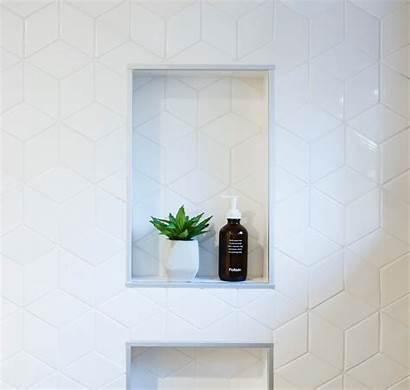 Shower Niche Shelving Schluter Tile Medium Chic