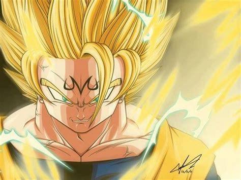 Majin L Vs Goku by Z Images Majin Goku Hd Wallpaper And