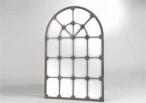 Aux Portes De La Deco : miroir grande demeure amadeus aux portes de la deco ~ Nature-et-papiers.com Idées de Décoration
