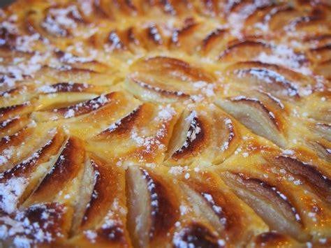 recette cap cuisine fiche technique 161 tarte aux pommes à l alsacienne cap