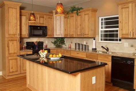 Knotted Oak Kitchen Cabinets  Rustic  Kitchen Other