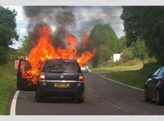 Vauxhall Zafira fires pictures Auto Express