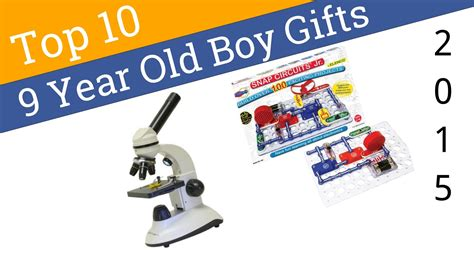10 best 9 year old boy gifts 2015 youtube