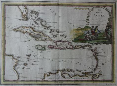 carabische zee antillen cassini