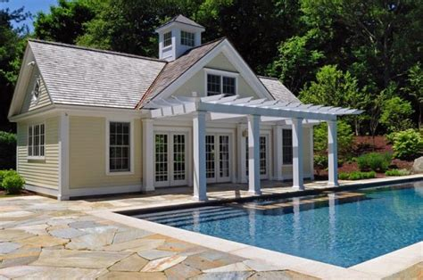 15 Cool Pool House With A Bar That You Will Adore It