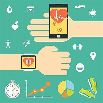 Vector Education Physical Clip Technology Health Modern