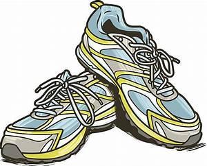 Running Shoe Clip Art, Vector Images & Illustrations - iStock