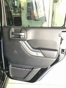 Power Window Install Using Factory Switches And Bezels