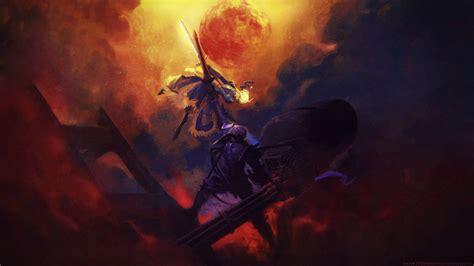 fate series anime type moon saber berserker fate