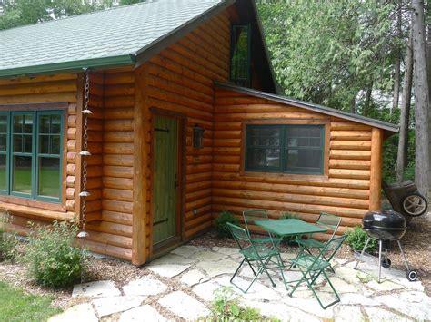 vacation rentals door county door county log cabin in ephraim 1 small homeaway