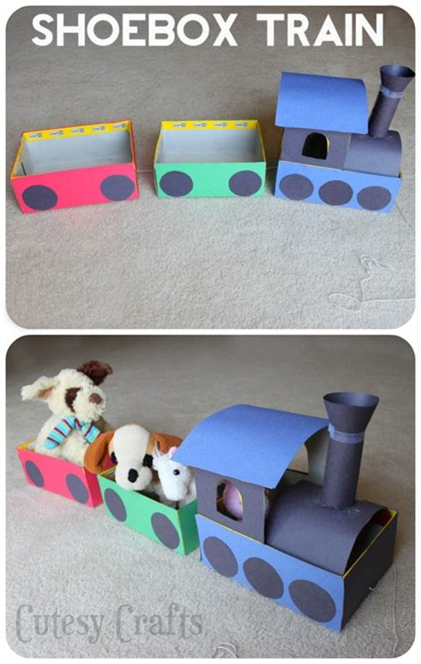 Free Train Printables And Crafts