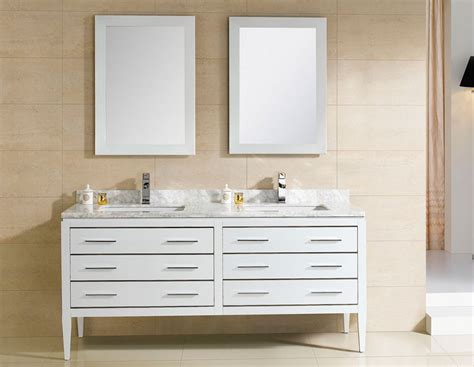 modern double sink vanity adornus camile 60 inch modern double sink bathroom vanity
