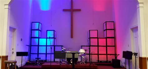 filtration church stage design ideas