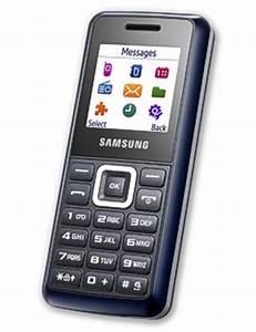 Samsung E1110 Specs
