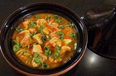 Easy Mediterranean-style Fish Stew