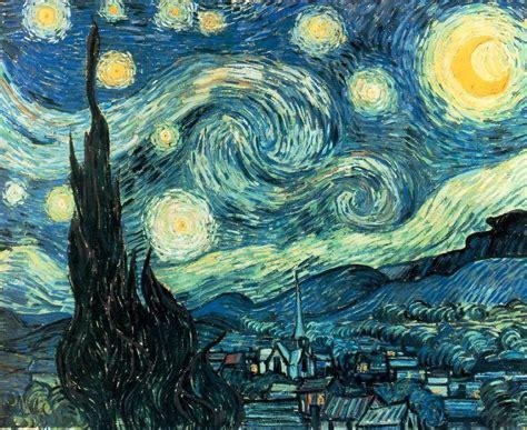 Bila Gambar Bersuara Vincent Van Gogh Artis Hebat Luar