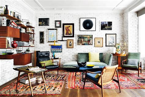 Wonderful Mid Century Modern Apartment