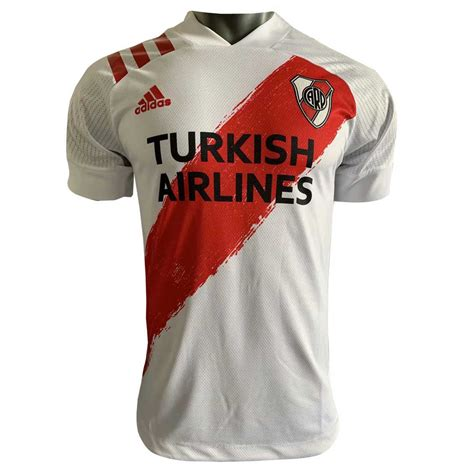 River Plate Home Soccer Jerseys Mens 2020/21 (Player ...