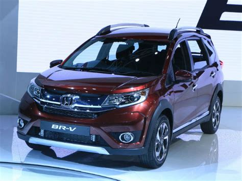 Honda Starts Br-v Pre-bookings
