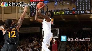 Men's Basketball Hosts Davidson on Saturday